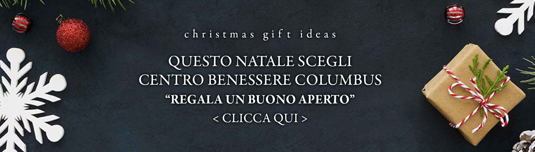 benessere natale