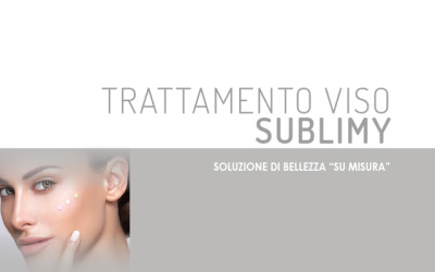 Trattamento VISO SUBLIMY